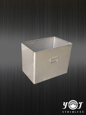 Stainless steel square barrel - TJ-161298 - YJ stainless