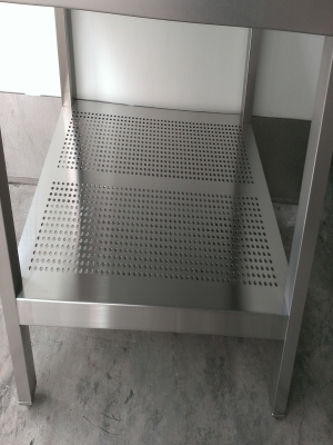 Stainless steel three-tier - TJ-170103 -YJ stainless
