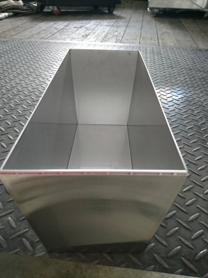 Stainless steel label box - TJ-170126  -  YJ stainless