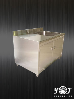 Stainless steel sink - TJ-170133 - YJ stainless