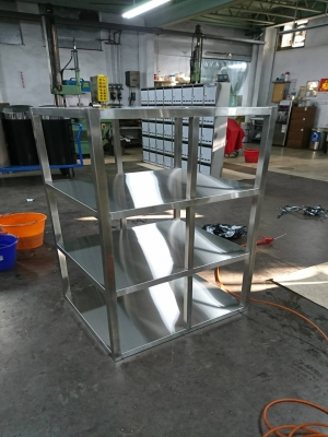 Stainless steel shelves - TJ-170143 - YJ stainless