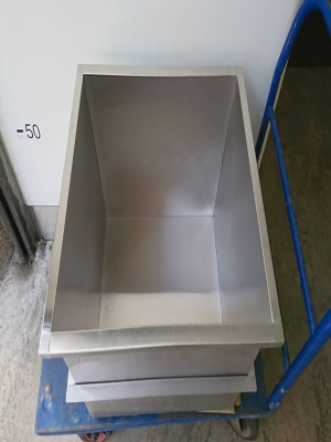 Stainless steel square barrels - TJ-170149 - YJ stainless
