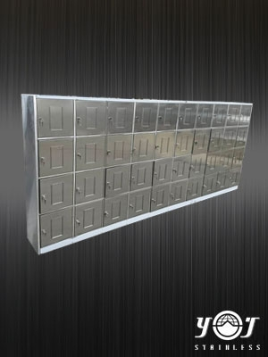 Stainless steel cabinet - TJ-170141 - YJ stainless