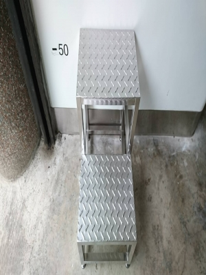 Stainless steel stepping - TJ-170345 - YJ stainless