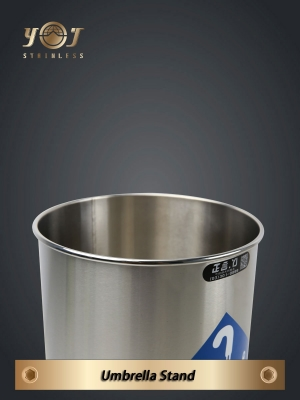 Umbrella Stand YJ-15S-YJ stainless
