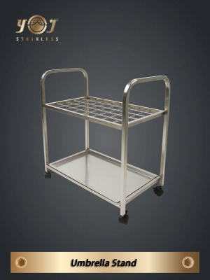 Umbrella Stand-YJ-40S-YJ stainless