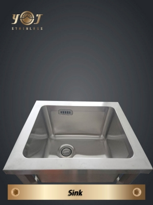 Stainless steel sink- TJ-170768 -YJ stainless