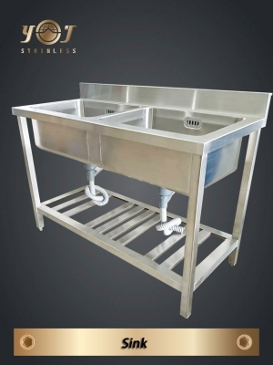 Stainless steel sink- TJ-171115 -YJ stainless