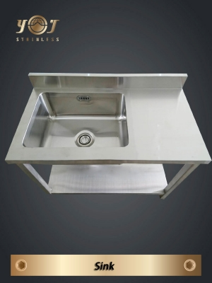Stainless steel sink- TJ-171116 -YJ stainless