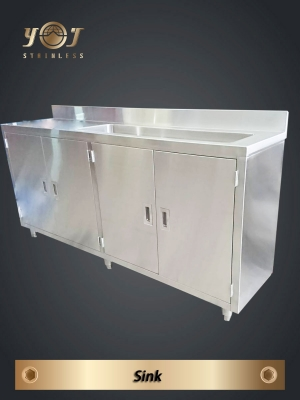 Stainless steel sink- TJ-171063 -YJ stainless