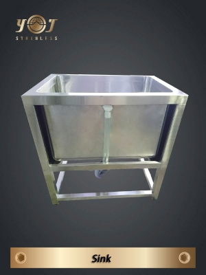 Stainless steel Mop Basin - TJ-160689 -YJ stainless