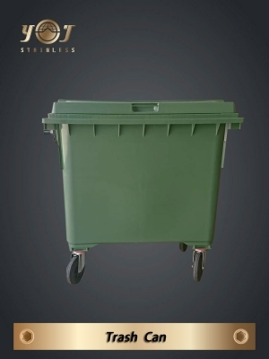 Large refuse containers  1100 litres